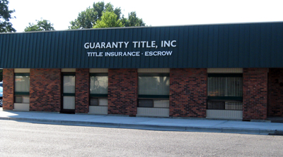 Guaranty Title Building, Mountain Home, Idaho